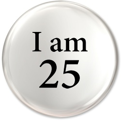 25 Collective Button