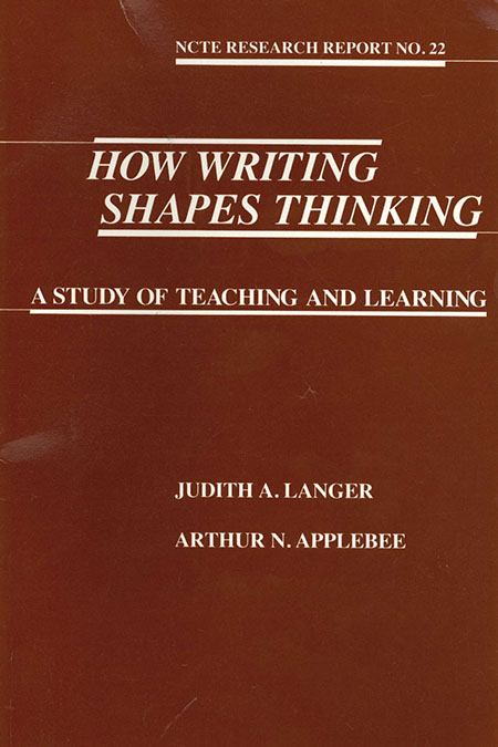 How Writing Shapes Thinking