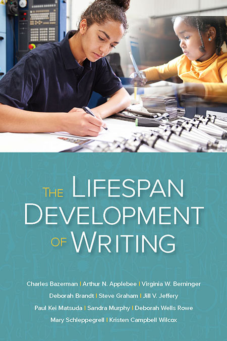 Book Cover: The Lifespan Development of Writing