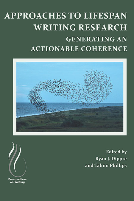 Cover of Approaches to Lifespan Writing Research