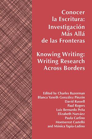Book Cover: Conocer la Escritura   Knowing Writing