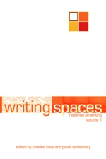 Writing Spaces Volume 1